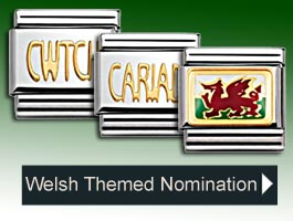 welsh wales nomination charms